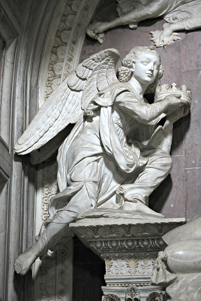 Angelo di Antonio Rossellino con l'aiuto del fratello Bernardo, 1461-66, Cappella del Cardinale del Portogallo