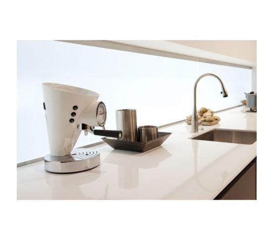 Casa Bugatti Diva - Ekspres ciśnieniowy do kawy, kremowy kawa kuchnia