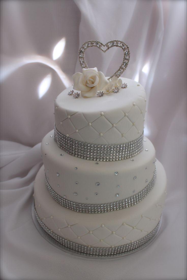 15 Best Wedding Cake Images On Pinterest