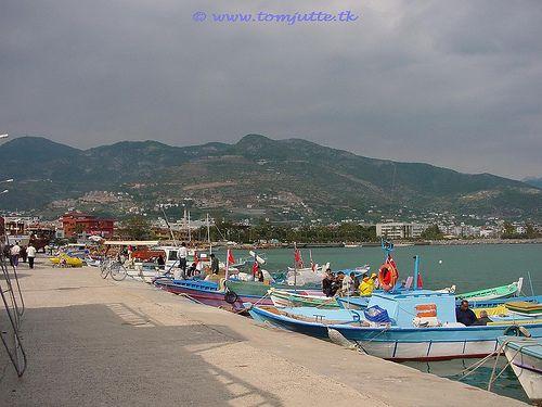 Alanya harbor, Turkey - 3832