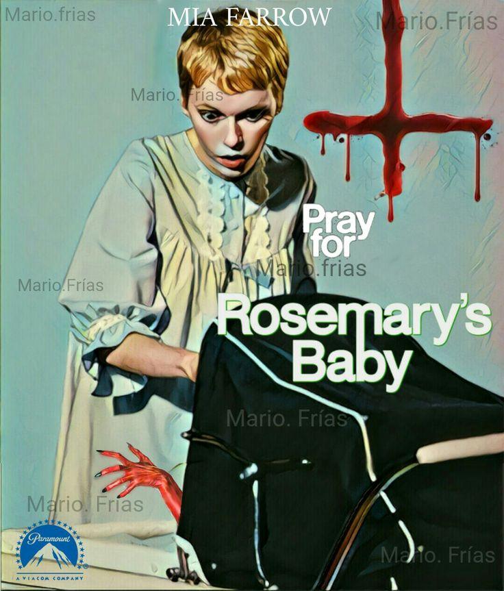 Rosemary's Baby 1968 Horror Movie Fan Made By Mario.Frias