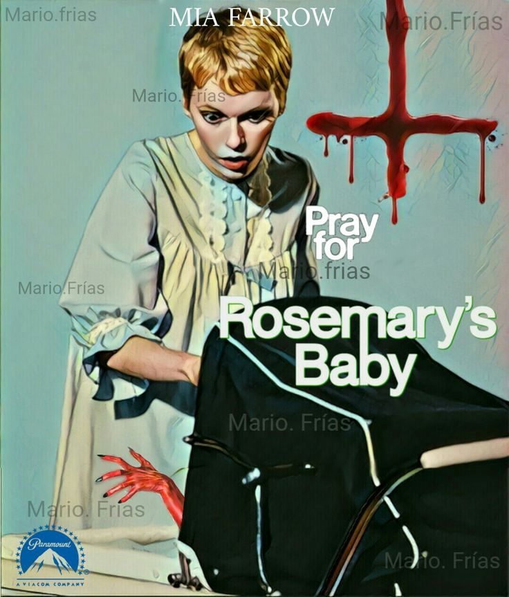 Rosemary's Baby 1968 Horror Movie Fan Made By Mario.Frias