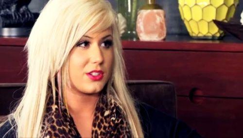 love her hair makeup! :) Chelsea - Teen Mom 2!!