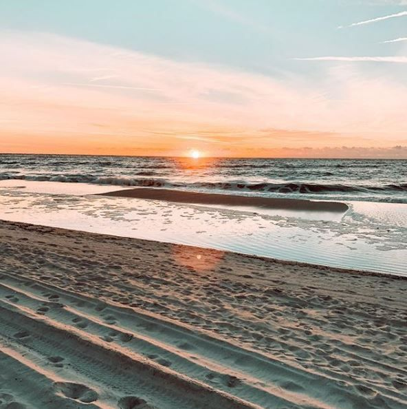 Have You Experienced A Glorious Myrtle Beach Sunrise Sunrisesunday Visit Myrtle Beach Sunrise Beach Romantic Beach Vacations