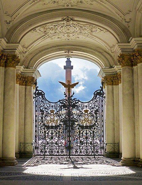 St. Petersburg's Architectural Gems Photos | Architectural Digest