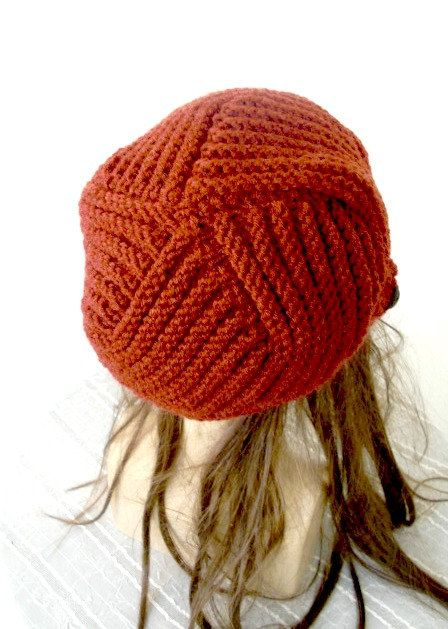 Instant Download Knit hat pattern Digital Hat Knitting di Ebruk