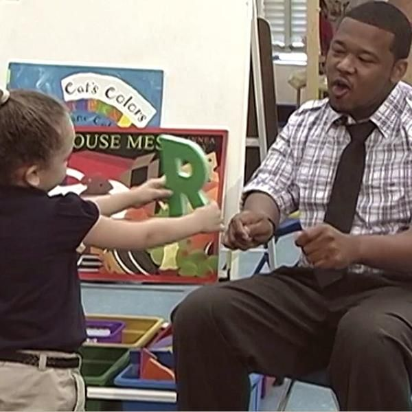 INSTRUCTION: Songs are a great way to foster motivation for literacy. Letter Sound Hokey Pokey is an excellent way to review letter-sound correspondence, students sing about each of the letter sounds. Additionally, ​the teacher can observe students levels of participation and whether or not students recognize letter sounds when their letter-sound is called.