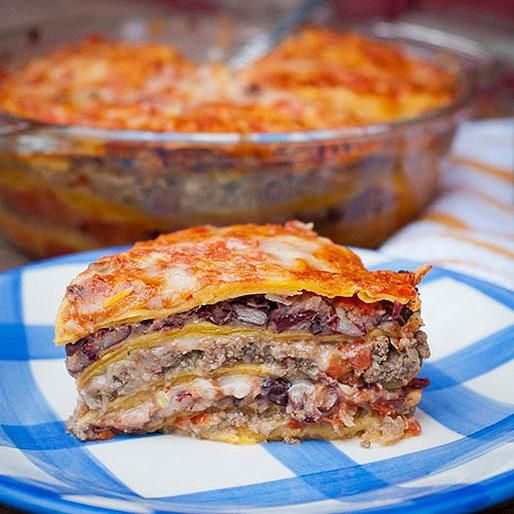 Canadian Layered Meat Pie - Cipaille or Cipâte