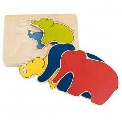 Puzzle – Sloník