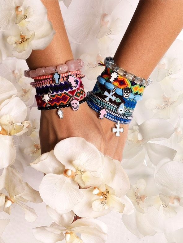 Very Gavello 'Endless Summer' bracelets