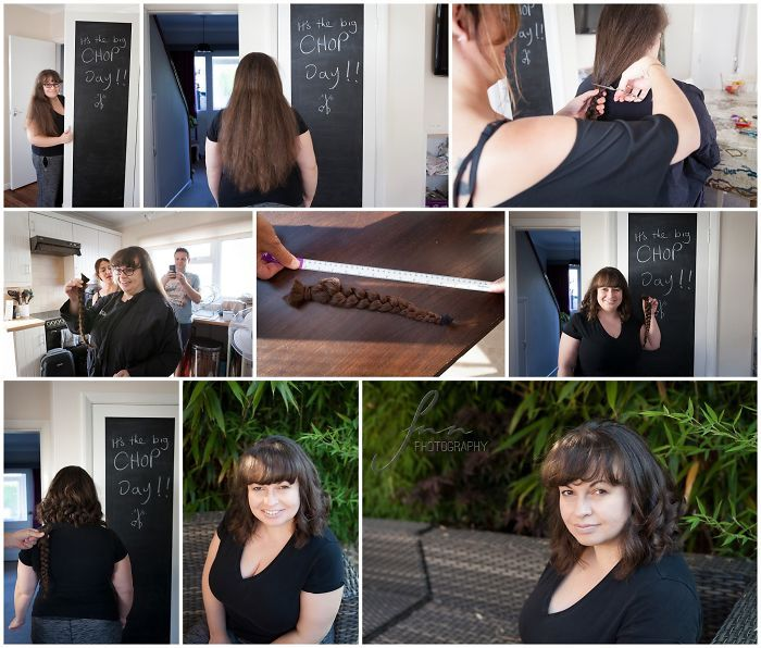Fundraising And Donating My Hair For Children's Wigs