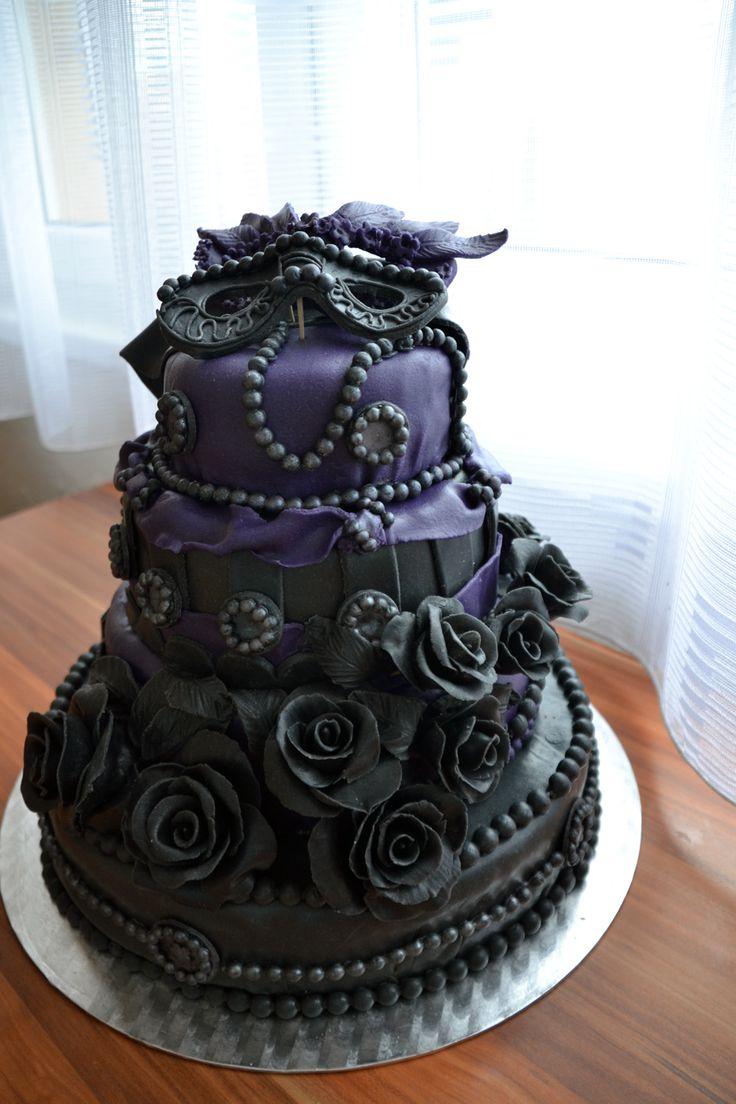 Vampire Ball cake