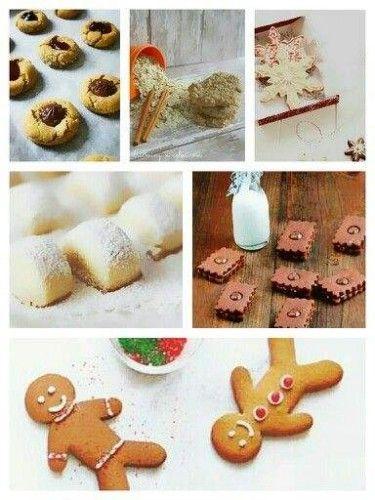 25 Christmas Cookie Recipes: mmmm cookies