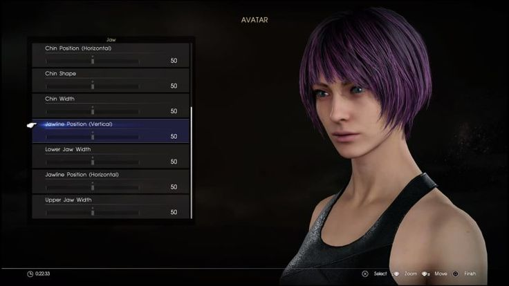 Final Fantasy XV's Multiplayer Has A Ridiculously Detailed Character Creator - Final Fantasy XVs multiplayer beta went live today and in it you can hack-and-slash through a few short quests. You can also spend hours creating your very own avatar adjusting everything from facial tattoos to uh lower jaw width.