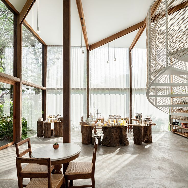 NITAPROW Architets Designs Versatile Venue In Thailand For Patom Retail ArchitectureArchitecture