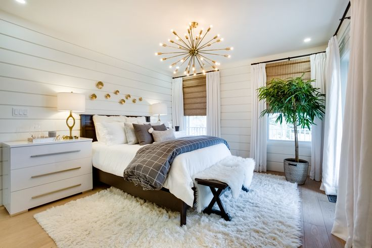 Home To Win - Tour the Master Bedroom; pictures and galleries of the exclusively renovated and designed rooms.