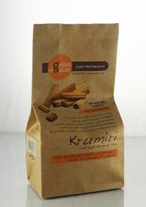I classici krumiri in una versione rivisitata con solo farina di riso, per dare loro una maggior leggerezza e delicatezza.