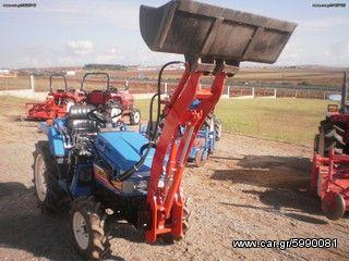 Αλλο  Υδραυλικός αποστώμενος φορτωτή '15 - 1.300 EUR