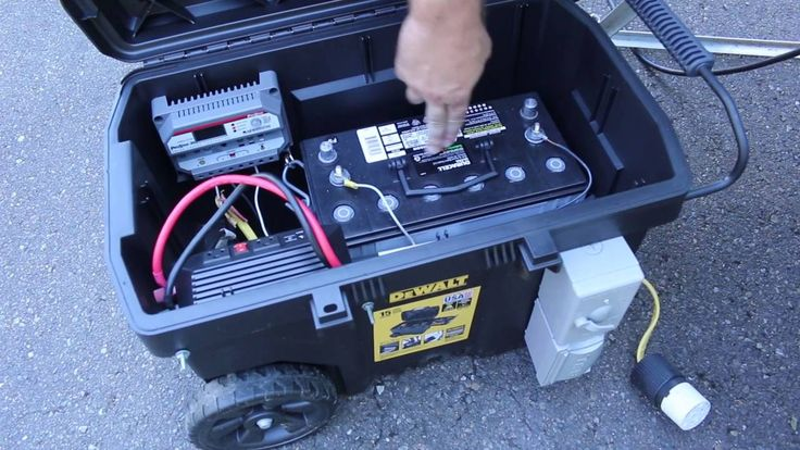 The 1 Portable Solar Generator Part That Will Eventually Fail