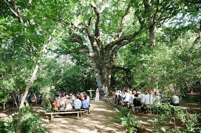 De Uijlenes wedding venue, Gansbaai, South Africa Eco
