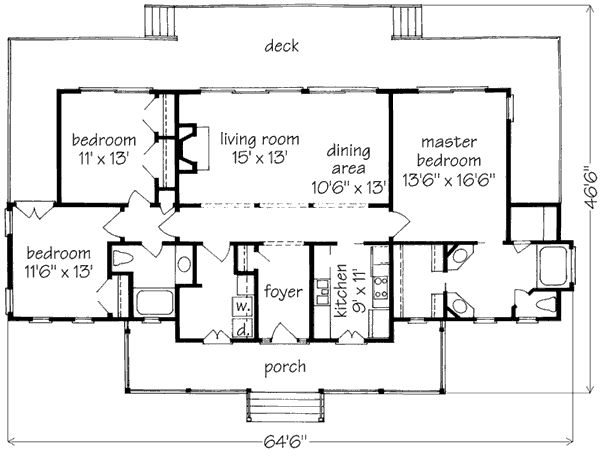 Looking For The Best House Plans? Check Out The Chippendale Plan From Southern  Living.