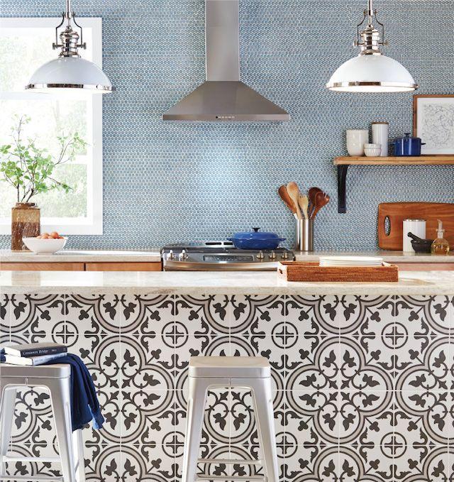 Kitchen: Home Depot Kitchen Tiles Contemporary Interesting ...