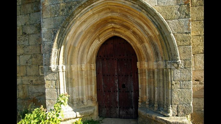 Fotos de: Palencia - Románico - Corvio - Iglesia de Santa Juliana  y Nec...