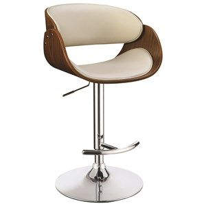 Dining+Chairs+and+Bar+Stools+Contemporary+Adjustable+Bar+Stool