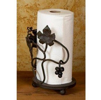 Brand New Ornate Paper Towel Holder Vu19
