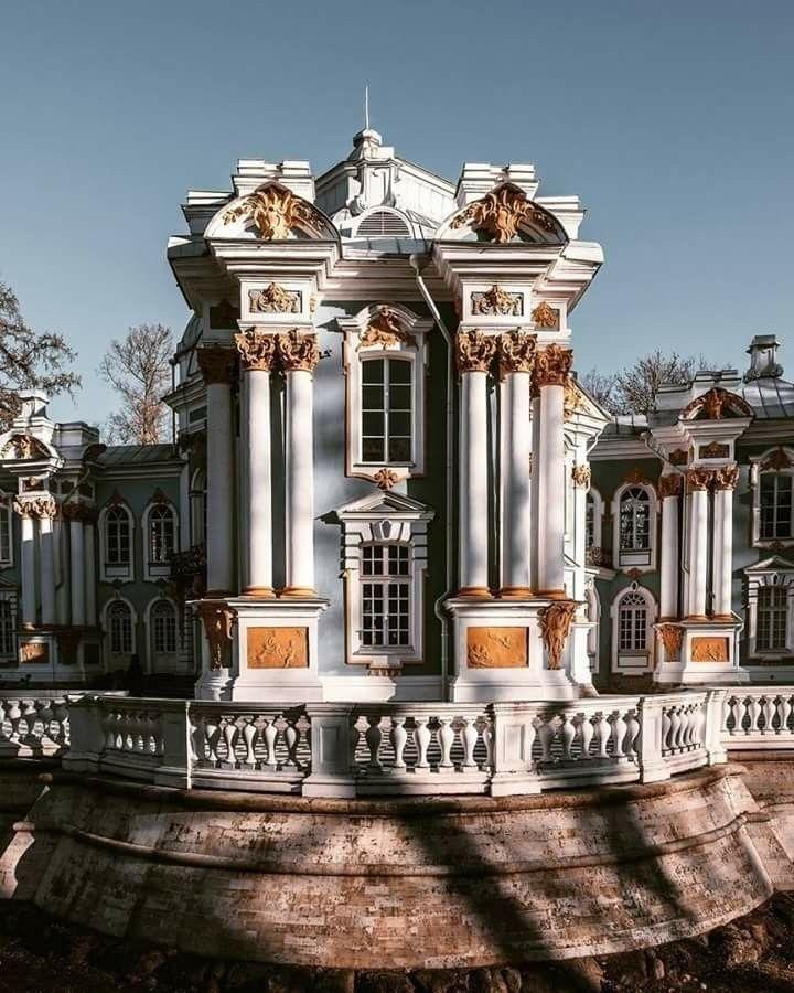 Tsarskoye Selo, St. Petersburg