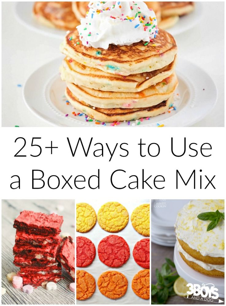 Pin39 Tweet Share1 +1 Share StumbleAbout a year ago, I had a great guest post on 5 ways to make box cake better and you guys have been eating it up (HA! No pun intended)! It is one of my most popular posts to date. So, I thought it was about time to help you […]