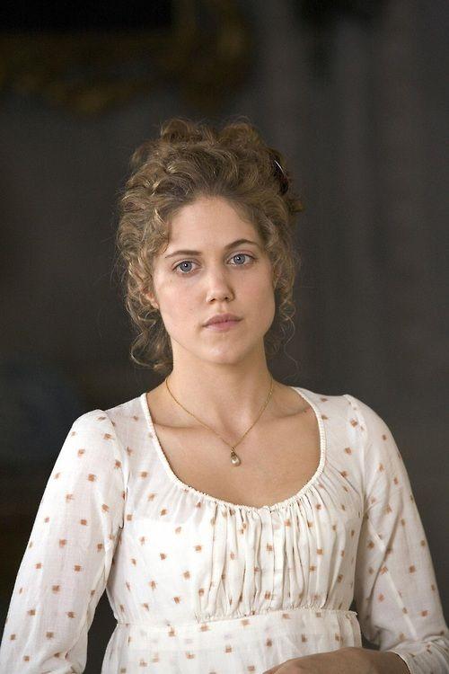 Charity Wakefield as Marianne Dashwood in Sense and Sensibility (TV mini-series, 2008).