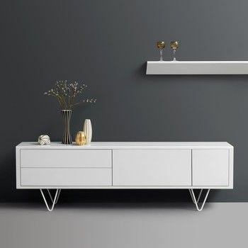 mural modulaire pattes blanches systme de mur concevoir en cas mller modular mller white legs geometric sideboard signalwei