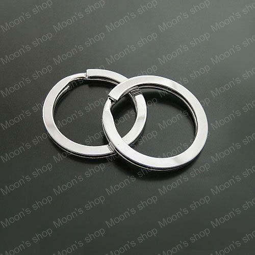 Оптовая продажа 33 мм / 30 мм / 25 мм хром-оптовая позолоченный круг утюг кольца для ключей вспомогательное оборудование заключений ( JM3380 )