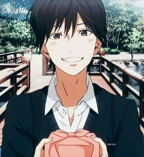 Orange - Kakeru - I believe this is from the second episode of the anime :)