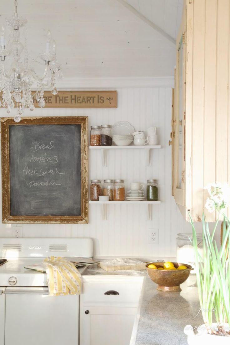 654 best Kitchen images on Pinterest | Vintage kitchen, Antique and ...