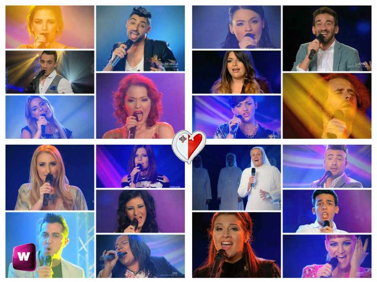 POLL: Who Should Win Malta Eurovision Song Contest 2014-2015?
