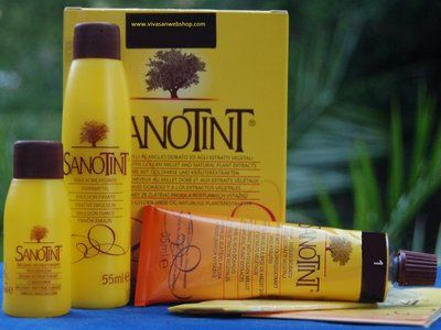 Sanotint Hair Colour Classic with Golden Millet and natural plant extracts is the only 'do-it-yourself' hair colour to colour your hair without damaging it.