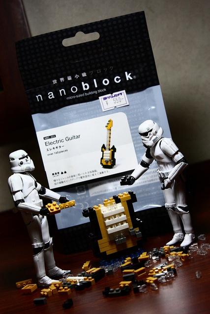 Nanoblock ! by Stéfan, via Flickr