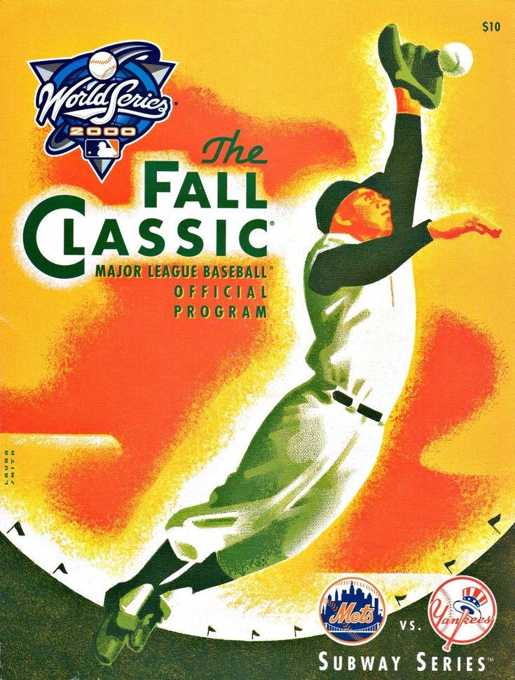 2000 World Series New York Mets vs New York Yankees