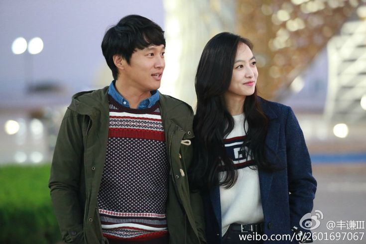 """Cha Tae Hyun and f(x)'s Victoria Are a Cute Couple in """"My Sassy Girl 2"""" Stills"""