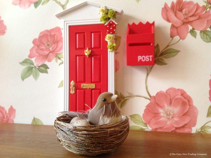 Red Fairy Doors UK