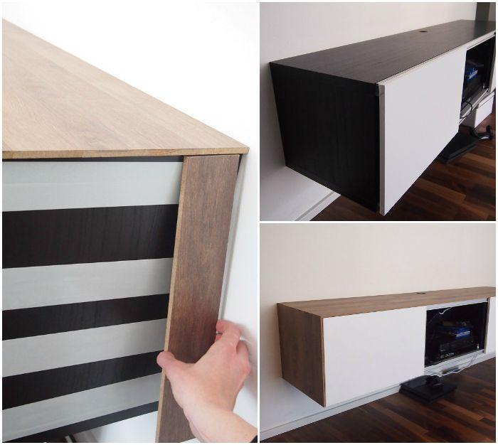 Doppelseitiges Klebeband Möbel