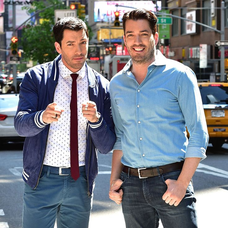 Funny Video Clips of the Property Brothers | POPSUGAR Celebrity