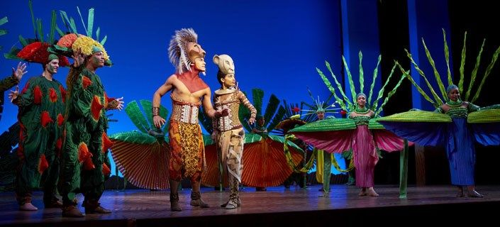 Lion King the Musical | Theatre Breaks by Coach