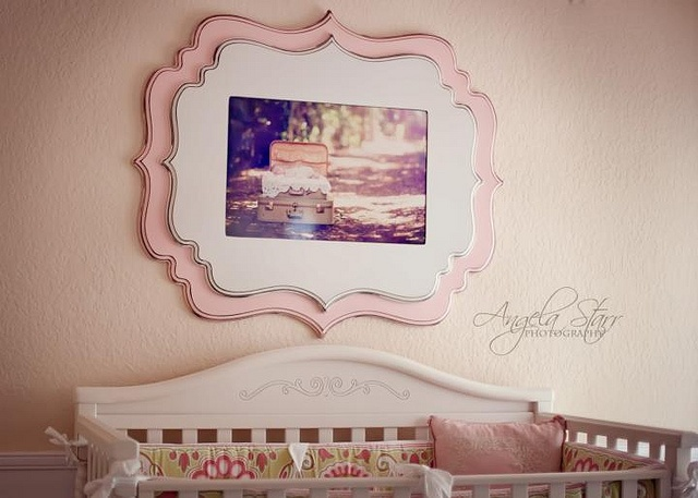sweet organic bloom frame.