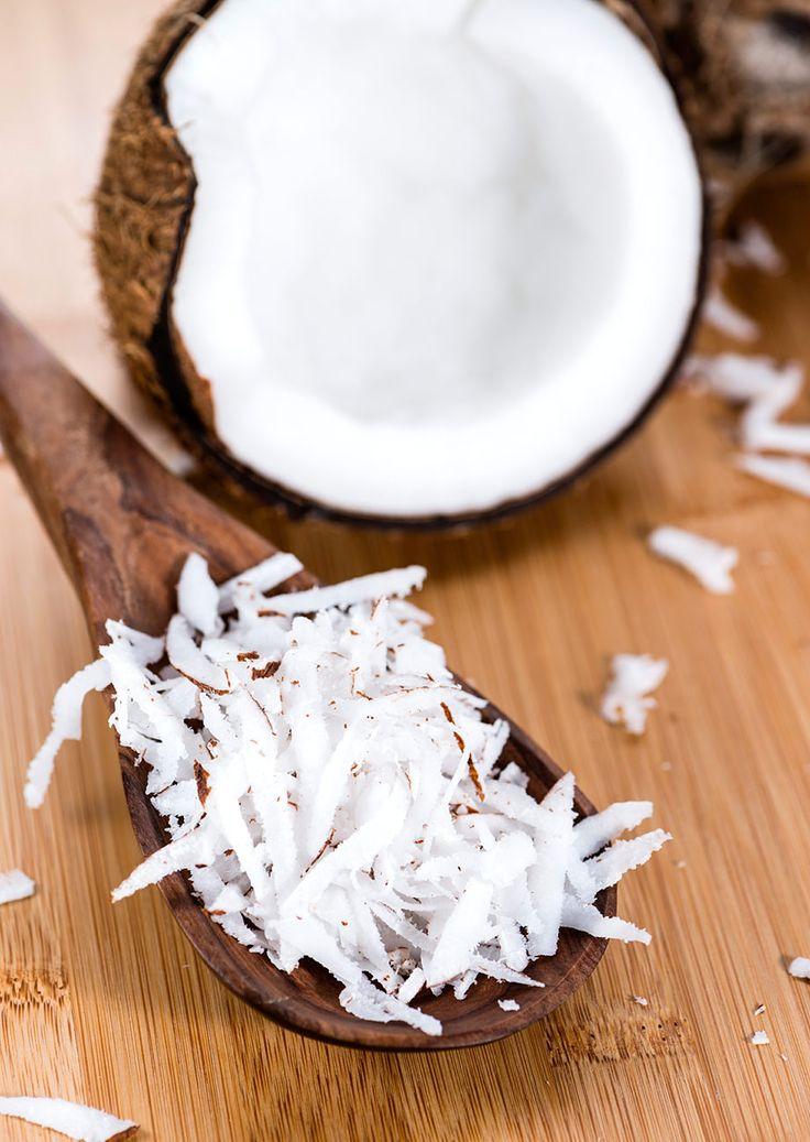 Los beneficios del coco para la belleza