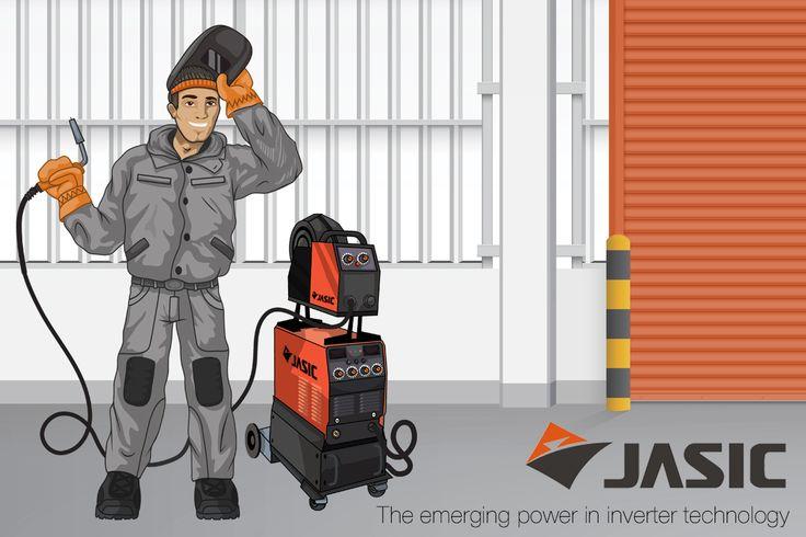 Jasic - The emerging power in inverter technology.