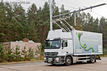 Экологически чистые грузовики – уже реальность