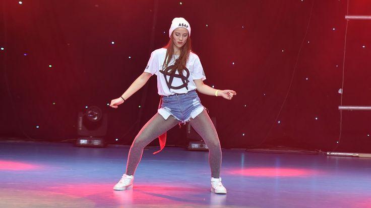J.P - 2nd Place Hip Hop Solo Senior / Dance Fest Novi Sad 2014 / AQUA *outfit*